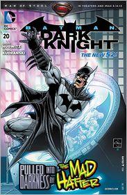 Szymon Kudranski Gregg Hurwitz - Batman: The Dark Knight #20 (2011- ) (NOOK Comic with Zoom View)