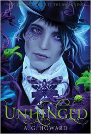 Unhinged (Splintered #2)