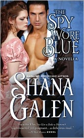 Shana Galen - The Spy Wore Blue