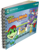 LeapFrog LeapReader Book: Write it! Talking Words Factory: Product Image