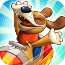 App Buzz: Nutty Fluffies Rollercoaster