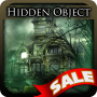 Product Image. Title: Hidden Object - Haunted Places