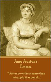 Jane Austen - Emma, By Jane Austen