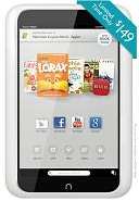 NOOK HD Tablet Snow 16GB by Barnes & Noble: Reader Cover
