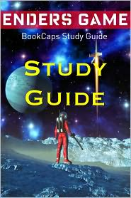 BookCaps - Study Guide: Ender's Game (A BookCaps Study Guide)
