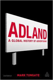 Mark Tungate - Adland