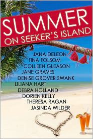 Dorien Kelly, Liliana Hart, Denise Grover Swank, Jasinda Wilder Colleen Gleason - Summer on Seeker's Island