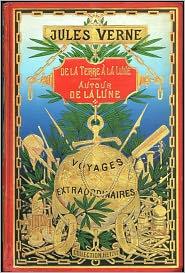 Created by Classique de la litterature francaise jules verne - Autour de la Lune