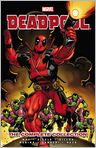 Book Cover Image. Title: Deadpool by Daniel Way:  The Complete Collection - Volume 1, Author: by Daniel Way
