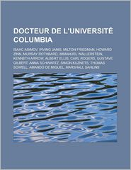 Docteur de L'Universit Columbia: Isaac Asimov, Irving Janis