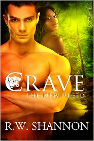 R. W. Shannon - Crave [Interracial Shifter Erotic Romance]