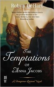 Robyn DeHart - Temptations of Anna Jacobs
