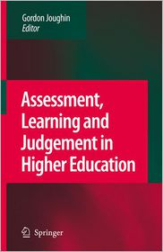 Assessment, Learning and Judgement in H...