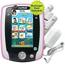 LeapFrog LeapPad2 Power Kids' Learning Tablet, Pink (includes rechargeable battery  $40 value): Product Image