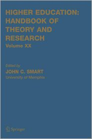 Higher Education: Handbook of Theory an...