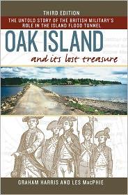 Les MacPhie  Graham Harris - Oak Island and Its Lost Treasure