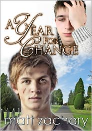 Matt Zachary - A Year For Change (The Nicholas Chronicles, #3)