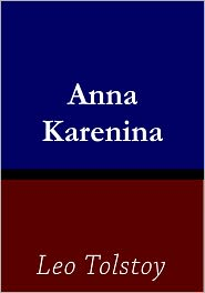 Leo, graf Tolstoy - Anna Karenina Book