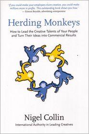 Herding Monkeys - Nigel Collin