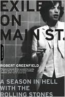 Exile on Main Street by Robert Greenfield: Book Cover
