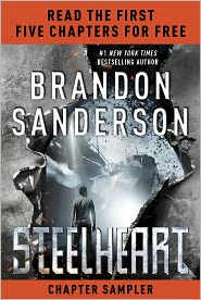 Brandon Sanderson - Steelheart Chapter Sampler