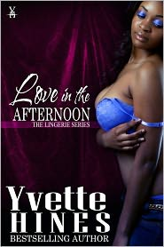 Yvette Hines - Love in the Afternoon