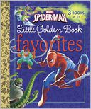 Marvel Spider-Man Little Golden Books Favorites (Marvel), Vol. 2