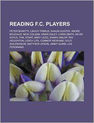 Reading F.C. Players: Peter Bonetti, Linvoy Primus, Shaun