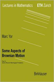 Some Aspects of Brownian Motion: Part II: Some Recent