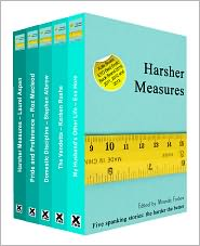 Eva Hore, Stephen Albrow, Roz MacLeod, Korben Rushe, Miranda Forbes (Editor) Laurel Aspen - Harsher Measures: A collection of five erotic spanking stories