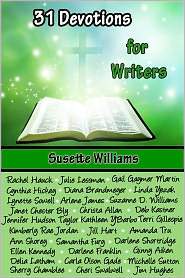 Arlene James, Gail Gaymer Martin, Julie Lessman Rachel Hauck - 31 Devotions for Writers