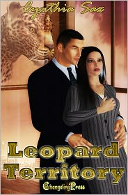 Cynthia Sax - Leopard Territory (Big Cat Mates)