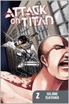 Book Cover Image. Title: Attack on Titan 2, Author: by Hajime Isayama