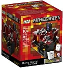 LEGO Minecraft The Nether 21106: Product Image