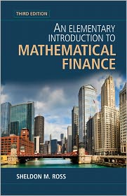 Sheldon M. Ross - An Elementary Introduction to Mathematical Finance