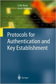 Protocols for Authentication and Key Es...