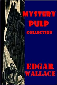 Edgar Wallace - Bones in London Ghost Walker Daffodil Mystery Angel of Terror Clue Of The Twisted Candle New Pin Yellow Snake Joker Planetoid 12