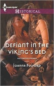 Joanna Fulford - Defiant in the Viking's Bed