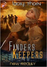 Lacey Thorn - Finder's Keepers (New Reality Series, Book Five) by Lacey Thorn