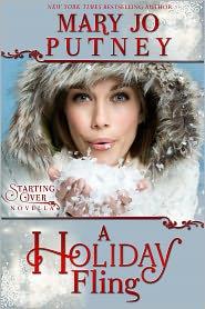 Mary Balogh - A Holiday Fling (The Starting Over Series, Novella)