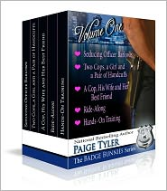 Paige Tyler - The Badge Bunnies Series Boxed Set (Volume 1)