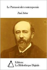 Paul Arène - Le Parnassiculet contemporain