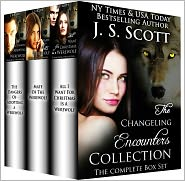 J. S. Scott - The Changeling Encounters Collection: The Complete Box Set