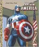 Captain America (Marvel by Billy Wrecks: Book Cover