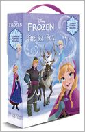 The Ice Box (Disney Frozen) by Courtney Carbone: Book Cover