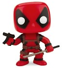 POP Marvel (BOBBLE): Deadpool: Product Image
