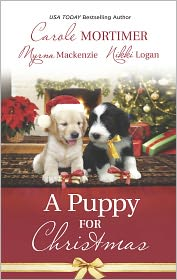 Myrna Mackenzie, Nikki Logan  Carole Mortimer - A Puppy for Christmas