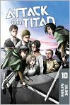 Book Cover Image. Title: Attack on Titan 10, Author: by Hajime Isayama