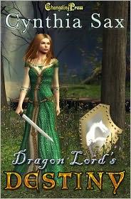 Cynthia Sax - Dragon Lord's Destiny (Dragon Lords)
