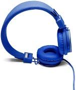 Product Image. Title: Urbanears Plattan On-Ear Stereo Headphones - Cobalt